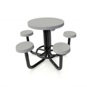 שולחן חרוב