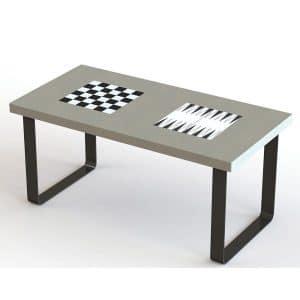 שולחן שחבש כפול